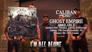 CALIBAN - King (LYRIC VIDEO)