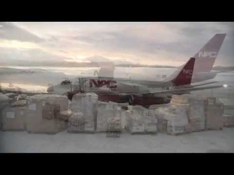 2013 Gold Pan Finalist - Northern Air Cargo