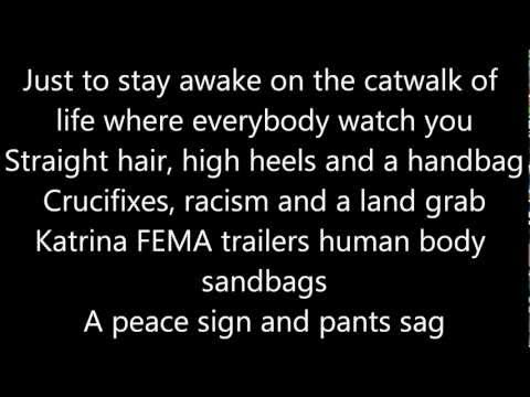 Lupe Fiasco - Around My Way [Lyrics]