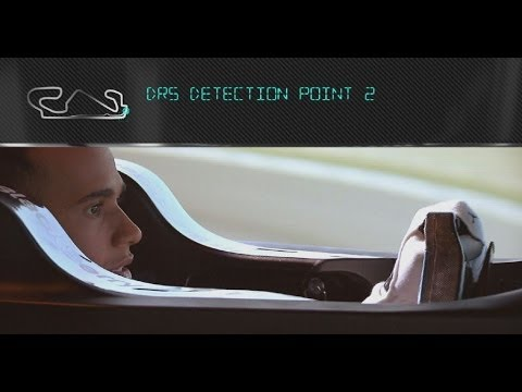 Barcelona: On Board with Lewis Hamilton in the F1 Simulator!