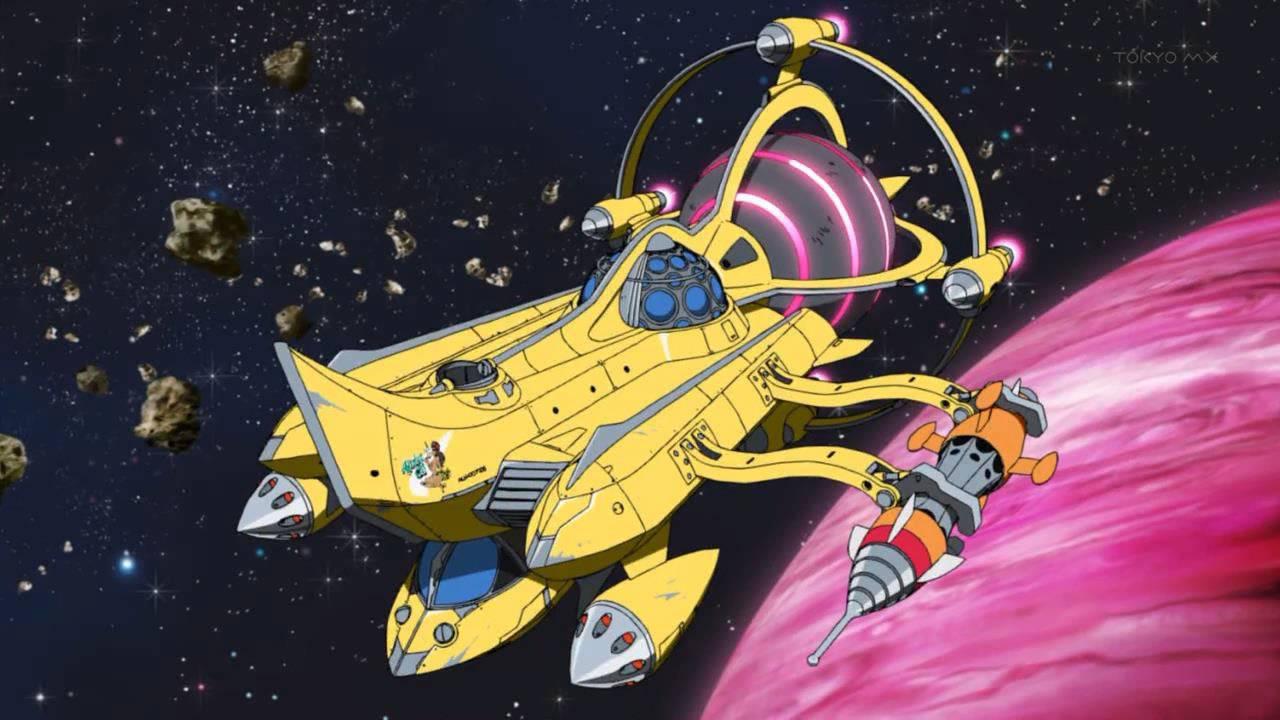 Rocket Ship Toonami Space Dandy Promo Full Song YouTube