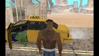 GTA San Andreas: CJ Haciendo Travesuras Loquendo
