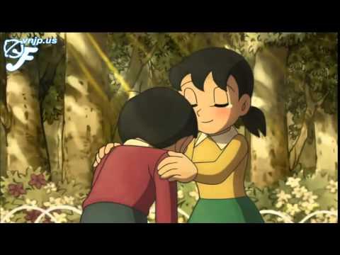 Doraemon Vietsub   Nobita đi mỹThử nói lời từ biệt & Viễn cổ phiêu lưu ký