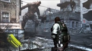 Resident Evil 6: Capítulo 2 Completo Chris Redfield