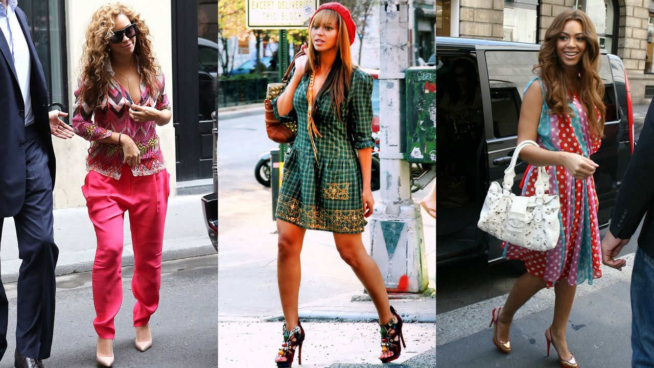 Top 10 Beyonce Street Style Youtube