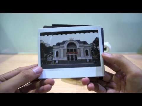 Tinhte.vn - Trên tay máy ảnh chụp lấy liền Fujifilm Instax 210 Hello Kitty