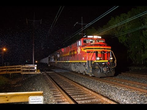 [HD] NS 591 with Original Norfolk Southern Heritage Unit