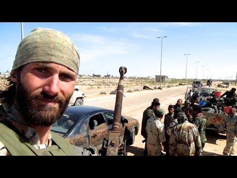 Libyan and Syrian Revolution with Matthew VanDyke