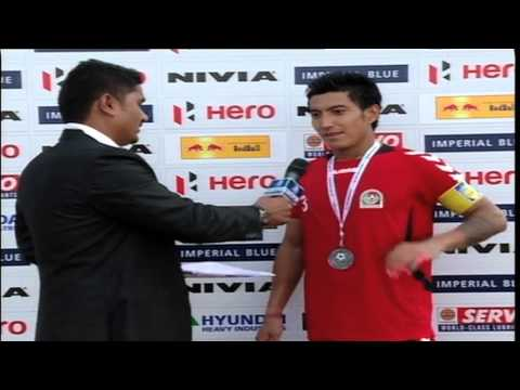 Interview: Haroon Fakhruddin, midfielder and captain of Afghanistan - SAFF Championship 2013