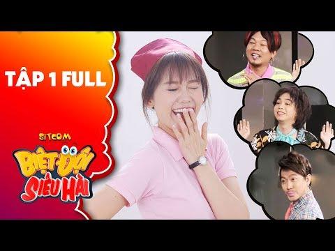 Biệt đội siêu hài | tập 1 full: Hari Won lên kế hoạch siêu tinh vi để