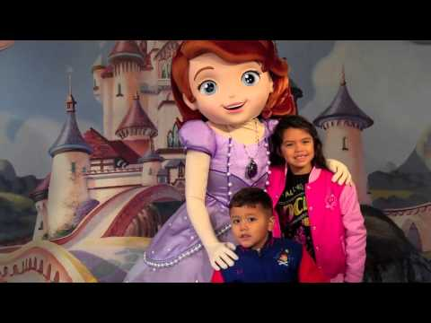 Munoz Walt Disney World Vacation 2014