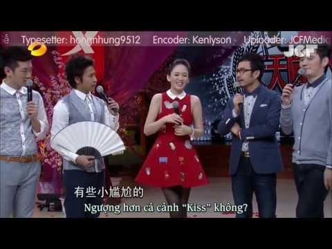[Vietsub-HD1080] Trần Kiều Ân - Thiên Thiên Hướng Thượng 08/02/2013