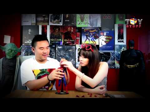 Toy Stuff Show : EP 54 The Amazing Spider-Man - Hot Toys