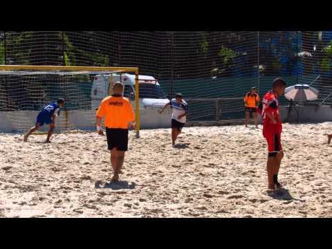 Imagens do Campeonato Paulista de Beach Soccer 2014 - Sub 17, realizado nos dias 19 e 20 de abril de 2014 na Arena Pelezão