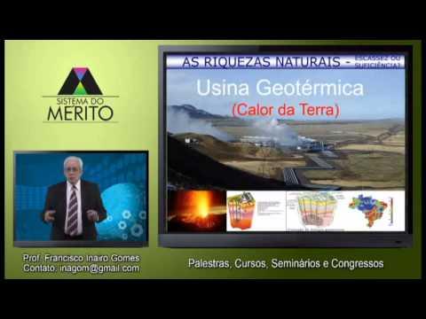 ECO.06 - As Riquezas Naturais Escassez ou Suficiência