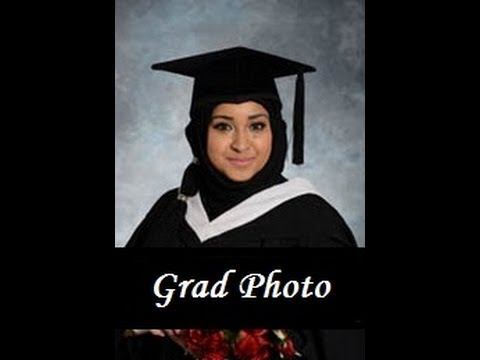 Get Ready with Me- Grad Photo (Make-up & Hijab Tutorial)