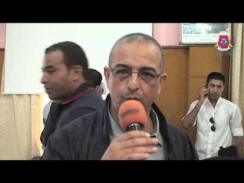 إبراهيم بوغضن الرئيس الجديد لجماعة تيزنيت يشكر الساكنة على ثقتهم