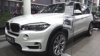 2016 BMW X5 xDrive30d (F15) In Depth Review. MegaRetr