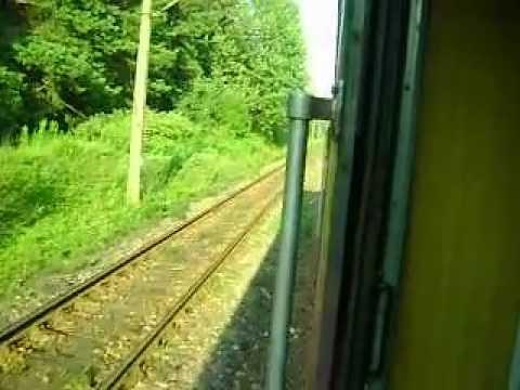 Interrail 2012: Tren Auswitch-Krakow
