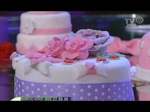 decorazioni con la pasta di zucchero per rendere speciali