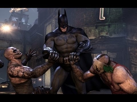 Batman Arkham City:  More Than One Way To Skin A Bat - YouTube, Rocksteady's Dax Ginn tells IGN about the exciting new skins available for Batman Arkham City characters, and teases us about what else to expect from the game.