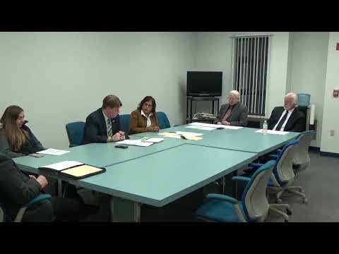 Town of Plattsburgh Meeting  2-27-20