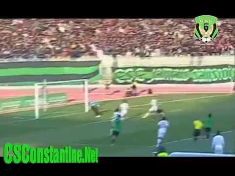Coupe d'Algérie CSC 2 - MCA : Les buts