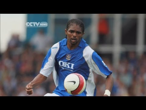 Faces Of Africa - Kanu Nwankwo: Footballer with a Heart