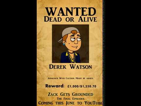 First Poster For Zack Gets Grounded: The Final Episodes