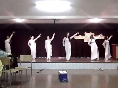 Q.eM: Huong Tinh Gai Que Dance - Practice