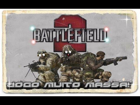 Battlefield 2-jogo muito massa