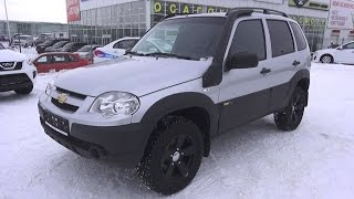 2017 Chevrolet Niva Limited Edition. Start Up, Engine, and In Depth Tour.. MegaRetr
