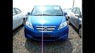 Honda Edix 2004 года.avi