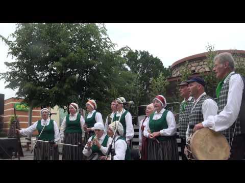 """00192 Tomes Graudi folkloras festivāla """"Baltica 2015"""" ieskaņas sarīkojums Ogrē 27.06.2015"""
