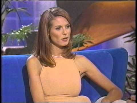 HEIDI KLUM - BAG OF TEETH INTERVIEW