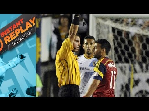 Phantom offside goal for RSL & more week 1 refereeing | Instant Replay