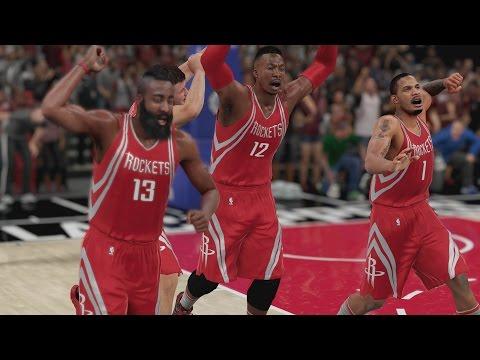 NBA 2K16 PS4 My Career - DeAndre Jordan Poster!