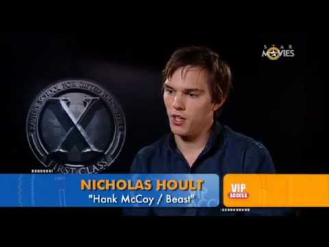 STAR Movies VIP Access: X-Men: First Class - Nicholas Hoult