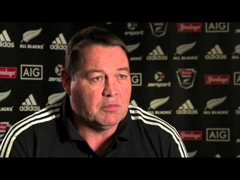 Hansen names first All Black squad for 2014 | Rugby Video Highlights