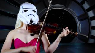 Star Wars Imperial March - Violin Cover