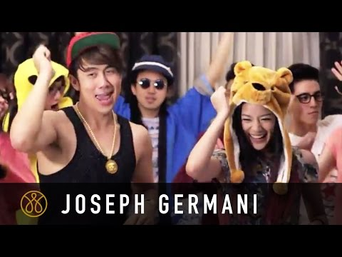 Monchichi (Official Music Video) - Joseph Germani ft. Lareine Goh & 2MB