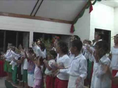Samoa - A Christmas Show 1