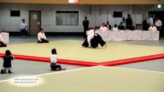 53 Всеяпонский фестиваль айкидо АЙКИКАЙ. С.Сэки сихан,8 Дан