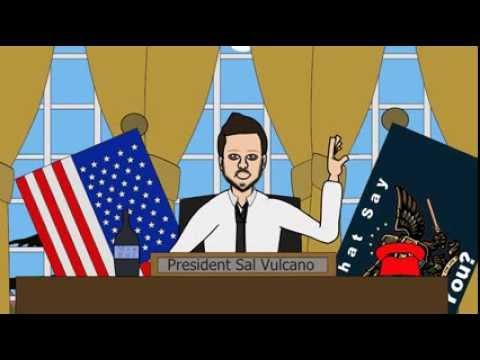 President Sal's Secret
