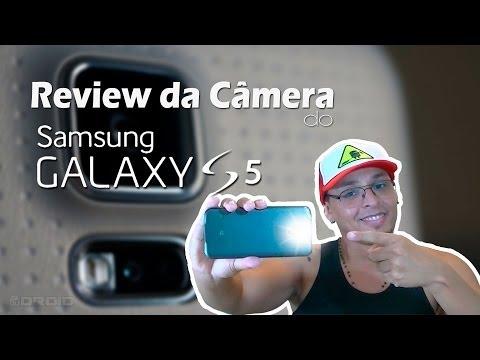 Review da câmera do Samsung Galaxy S5