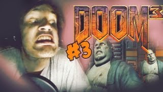 PLAY DOOM THEY SAID! Doom 3 Playthrough Part 3
