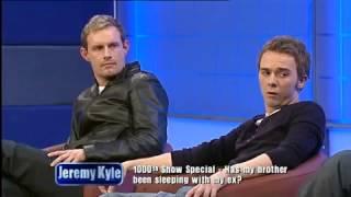 Coronation Street on The Jeremy Kyle Show
