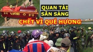 TIN CỰC NÓNG ở Bắc Ninh- Nóng hơn Đồng Tâm Mỹ Đức Hà Nội: 1000 CSCĐ bao vây đàn áp dã man nông dân
