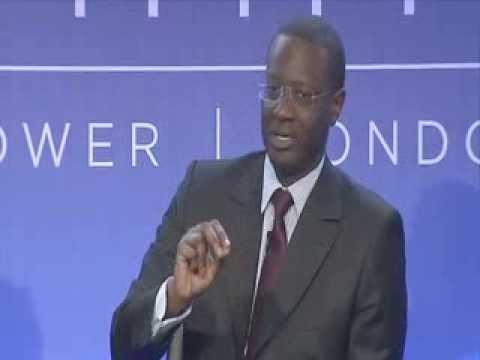 2013 London Summit Global Overview Tidjane Thiam Clip
