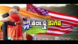 99 TV - Big Story - Hidden facts behind Modi-Obama's Hug